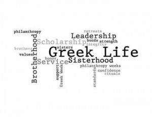 Greek Life!