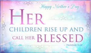 Christian Mother's Day Quote - HD Wallpapers