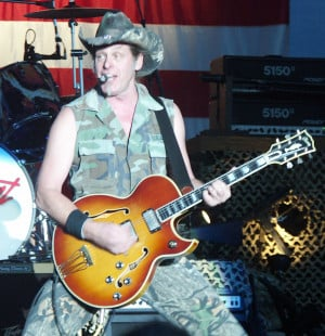 Media RSS Feed Report media Ted Nugent view original