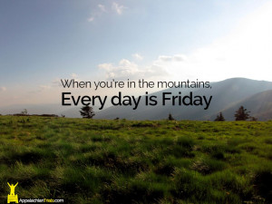 every day is friday quote