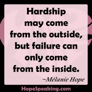 ... Hardships ~ Love Quotes - Collection Of Inspiring Quotes, Sayings