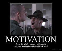 Go Back > Pix For > Full Metal Jacket Quotes Gunnery Sergeant Hartman ...