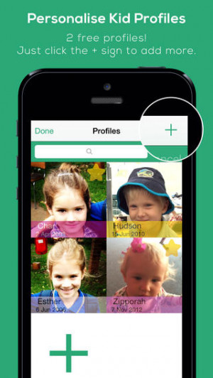 Quote My Kid - record, store, style, share kids quotes on the App ...