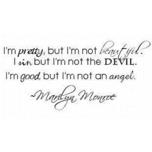 Marilyn Monroe Quotes on Pinterest - HD Wallpapers