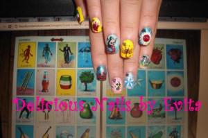 Delicious Nail Art Designs by Evita - Delicious Nails by Evita - San ...
