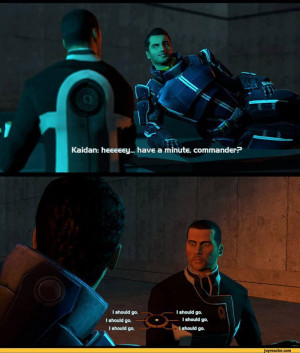 Funny Nope Gif Games funny mass effect nope