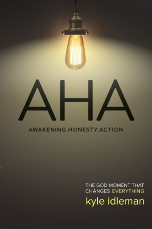 AHA The God Moment That Changes Everything, bible, bible study, gospel ...