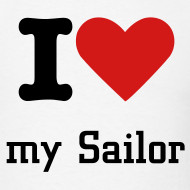 Design ~ I love my Sailor Tee