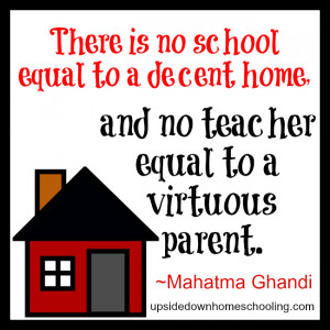 Homeschool Quotes Series: Day 4