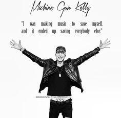 MACHINE GUN KELLY ♥ reason why i love him (: