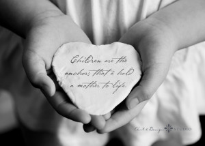 Inspirational Quotes About Love For A Child ~ Popular items for mother ...