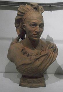 Tecumseh by Hamilton MacCarthy , Royal Ontario Museum , Toronto
