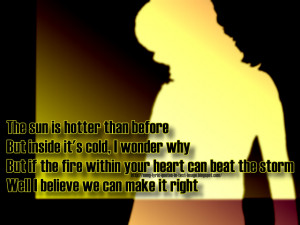 Behind The Lines - Phil Collins Song Lyric Quote in Text Image