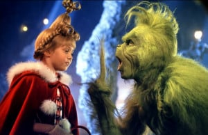 Cindy Lou Who was played by Taylor Momsen when she was 7 years old ...