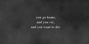 ... depressing quotes suicidal girl gonna kill myself depressing thoughts