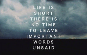 life is short, love, love quote, love quotes, one, quote, quotes, text ...