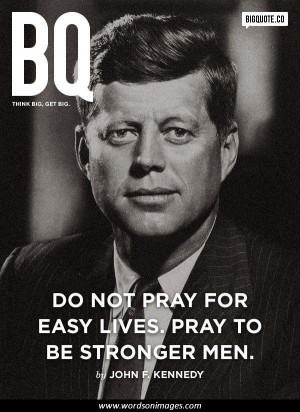 John f kennedy famous quotes