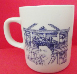 Minnie Pearl Good Morning #Nashville Country Music Ceramic Coffee Mug.