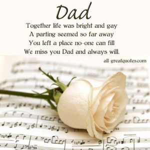 Happy Birthday In Heaven Dad Quotes Dad in heaven Happy