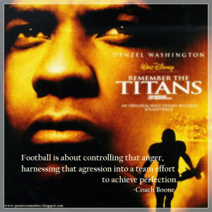 Remember The Titans Photos
