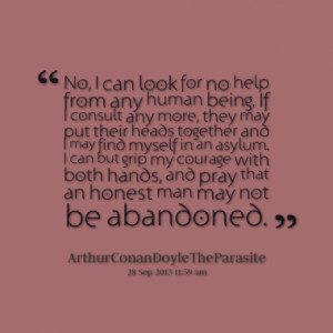 Quotes About: Arthur Conan Doyle