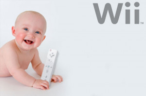 don't play… waggle games. The Wii is for babies.