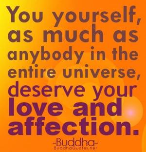 Buddha Love Quotes - Buddha Quote on Love