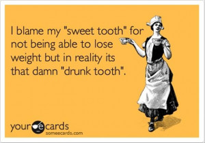 funny sweet tooth quotes