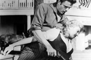 Barbara Stanwyck stars in Sam Fuller's