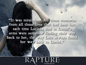 Fallen Lauren Kate Quotes Fallen series -lauren kate