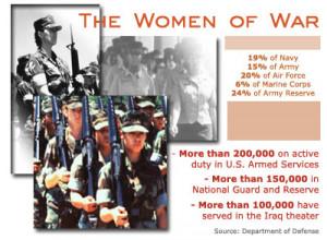 Women of War: Female Combat PTSD