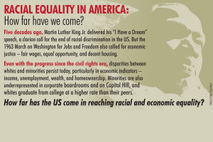 Race Equality Race equality in america: how