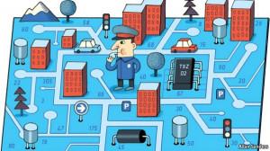 Urban life: Open-air computers   The Economist