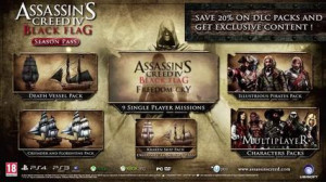Assassin s Creed 4 Freedom Cry DLC Launch Trailer Video