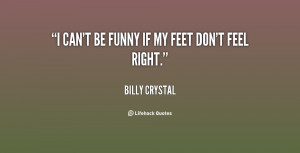 Billy Crystal Funny Quotes