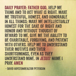 Prayer The Key Daily Quotes