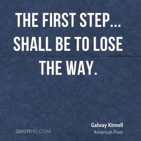Galway Kinnell Top Quotes
