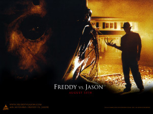 Horror Movies Freddy Vs. Jason