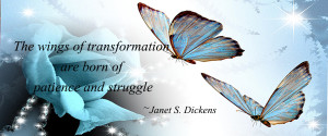 Quotes About Butterflies and Transformation