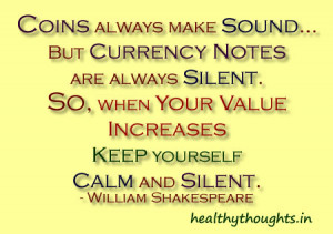 thought-for-the-day-william-shakespeare-quotes-coins-always-make-sound ...