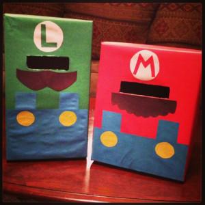 ... Ideas, My Kids, Valentine'S Boxes, Valentine Boxes, Vday, Mario Boxes