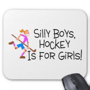 Hockey Quotes For Girls
