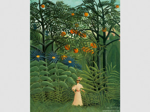 Henri Rousseau Wallpaper Paintings Art Wallpapers Quotes