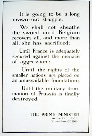 World War 1 Propaganda