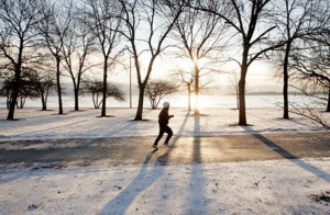 Winter Running: A Great Way to Stay Fit Through The Holidays