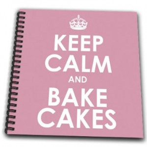db_159619_2 EvaDane - Funny Quotes - Keep calm and bake cakes. Baker ...