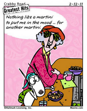 little bit of Maxine