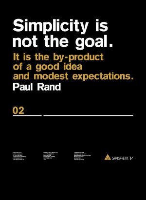 Paul Rand Quote by Anthony Neil Dart