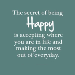 20+ Inspirational Quotes about Being Happy