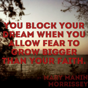 Quote by Mary Manin Morrissey, Image: © 2013 My Little Heart